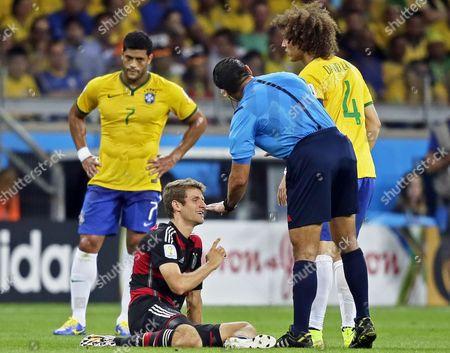 Editorial photo of Brazil Soccer Fifa World Cup 2014 - Jul 2014