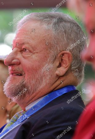 Us Philanthropist David Rockefeller Jr Follows Proceedings During the Official Opening Ceremony of the Sixth African Green Revolution Forum in Nairobi Kenya 07 September 2016 the 2016 African Green Revolution Forum (agrf) Aims to Advance the Policies and Secure the Investments That Will Ensure a Better Life For Millions of Africas Farmers and Familiesand Realize the Vision of the Sustainable Development Goals (sdgs) Kenya Nairobi