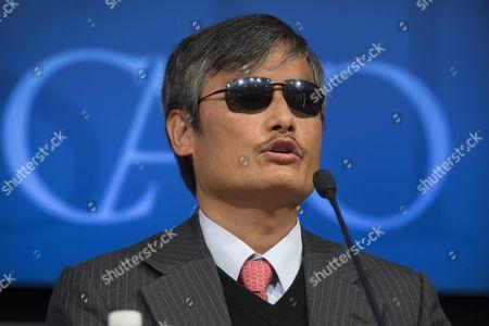 Editorial photo of Usa China Human Rights - Nov 2015