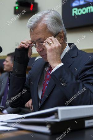 Editorial picture of Usa Congress Wells Fargo Stumpf - Sep 2016