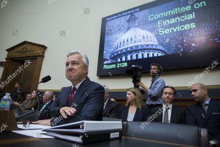 Editorial image of Usa Congress Wells Fargo Stumpf - Sep 2016