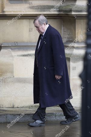 John Prescott arrives at The House of Lords. The Lords are voting on an amendment to the government's Brexit bill today