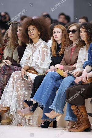 Solange Knowles, Emma Roberts, Isabelle Huppert, Houda Benyamina