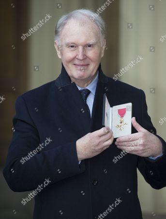 Editorial photo of Investitures at Buckingham Palace, London, UK - 02 Mar 2017