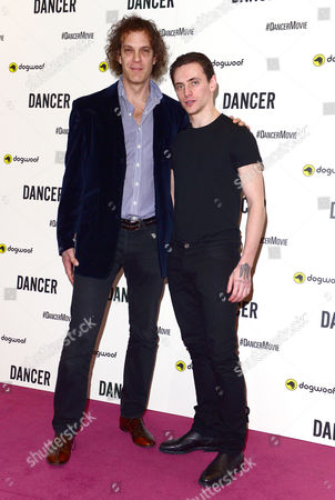 director, Steven Cantor and Sergei Polunin