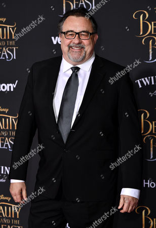 Stock Image of Don Hahn