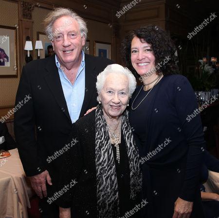 Alan Zweibel, Renee Firestone and Ferne Pearlstein (Director)
