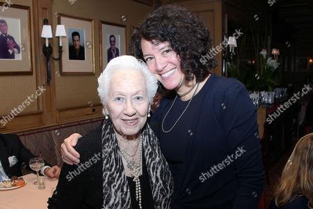 Renee Firestone and Ferne Pearlstein (Director)