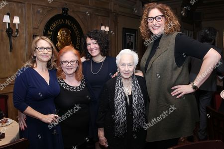 Editorial picture of New York Theatrical Premiere of 'THE LAST LAUGH', USA - 02 Mar 2017