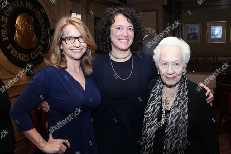 Anne Hubbell (Producer), Ferne Pearlstein (Director) and Renee Firestone