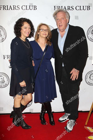 Ferne Pearlstein (Director), Anne Hubbell (Producer) and Alan Zweibel