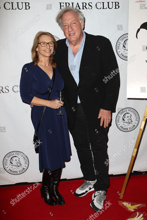 Anne Hubbell (Producer) and Alan Zweibel
