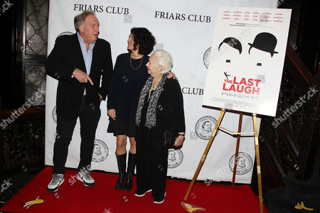 Alan Zweibel, Ferne Pearlstein (Director) and Renee Firestone