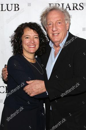 Ferne Pearlstein (Director) and Alan Zweibel