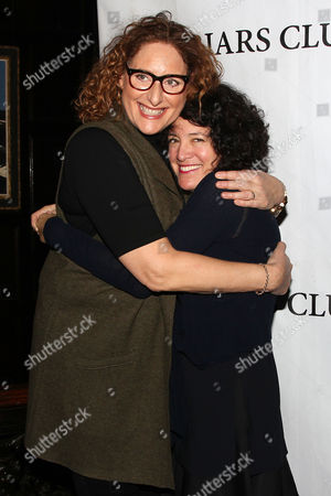 Judy Gold and Ferne Pearlstein (Director)