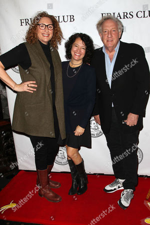 Judy Gold, Ferne Pearlstein (Director) and Alan Zweibel