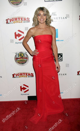 Editorial photo of Mixed Martial Arts Awards, Las Vegas, USA - 02 Mar 2017