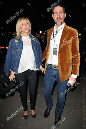 Crown Princess Marie-Chantal and Crown Prince Pavlos