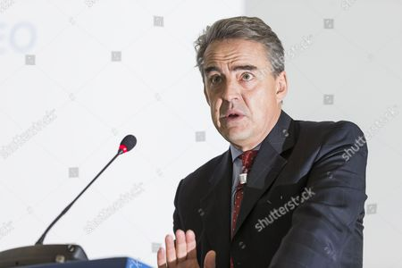 Alexandre De Juniac Director General and Ceo of the International Air Transport Association (iata) Speaks During an Iata Global Media Day in Geneva Switzerland 08 December 2016 Switzerland Schweiz Suisse Geneva
