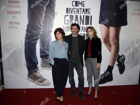 Editorial picture of Italy Cinema - Nov 2016