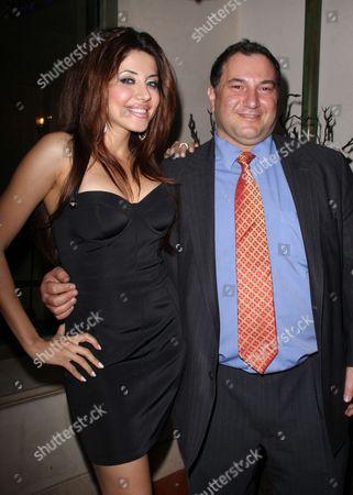Leyla Milani and Laurent Masliah.