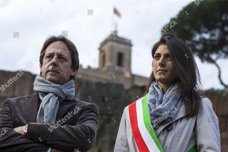 Editorial image of Italy Imperial Forum - Nov 2016