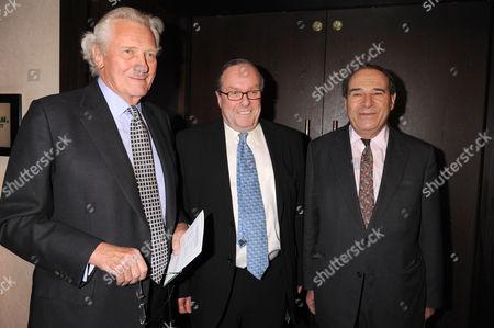 Michael Heseltine, Michael Ancram and Leon Brittan