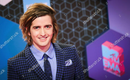 Editorial picture of Netherlands Music Mtv Ema 2016 - Nov 2016