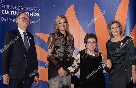 Editorial image of Netherlands Royals - Dec 2016