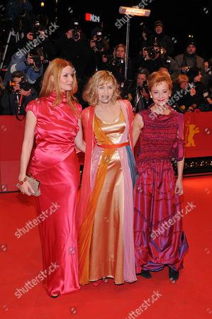 Esther Schweins, Gesine Cukrowski, Susanne Lothar