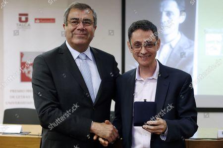 Editorial picture of Chile Literature - Nov 2016