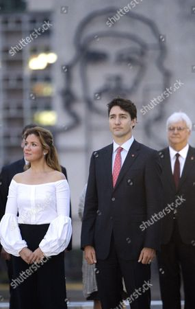 Editorial photo of Cuba Canada Diplomacy - Nov 2016