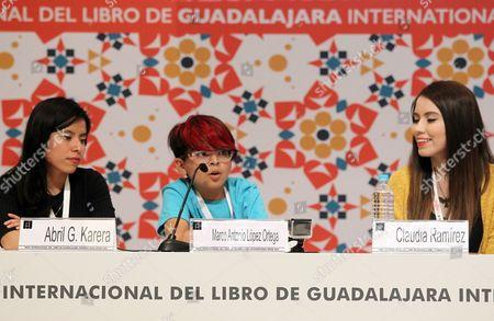 Editorial photo of Mexico Literature - Dec 2016