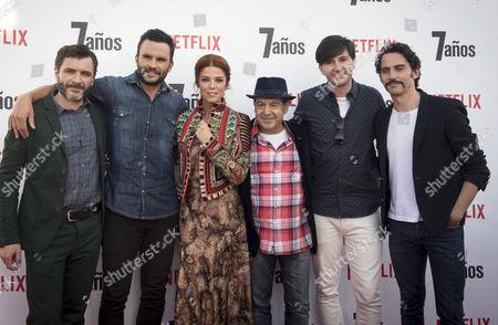 Editorial image of Spain Cinema - Oct 2016