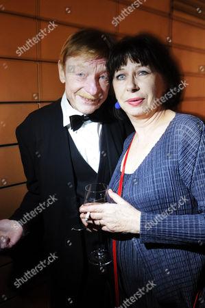 Stock Photo of Otto Sander and Monika Hansen