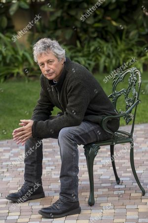 Italian Writer Alessandro Baricco Poses For Photos During the Presentation of His Latest Novel 'La Sposa Giovane' in Barcelona Northeastern Spain 16 November 2016 Spain Barcelona
