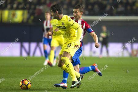 Editorial picture of Spain Soccer Primera Division - Dec 2016