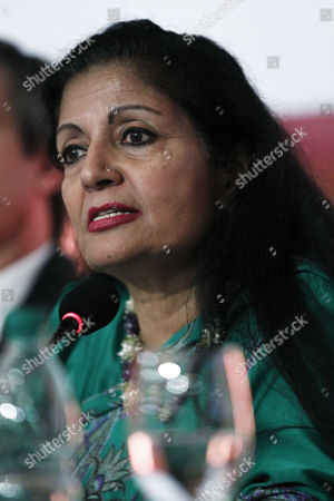Deputy Executive Director of the Entity of the United Nations For the Gender Equality and Empowerment of Women (un Women) Lakshmi Puri Participates in the High-level Panel on Gender Equality and Sustainable Development Within the Framework of the 13th Regional Conference on Women in Latin America and the Caribbean That Takes Place in Montevideo Uruguay 26 October 2016 Uruguay Montevideo