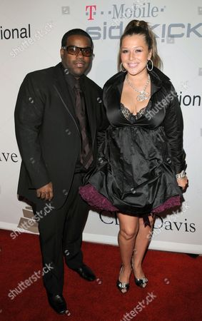 Rodney Jerkins and Joy Enriquez