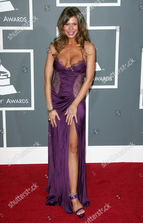 Editorial photo of 51st Annual Grammy Awards, arrivals, the Staples Center, Los Angeles, America - 08 Feb 2009