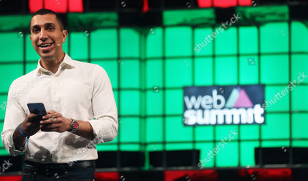 Stock Image of Ankur Jain of Tinder Attends a Discussion During the Third Day of the Web Summit in Lisbon Portugal 09 November 2016 the Web Summit Runs From 07 Until 10 November 2016 Portugal Lisbon