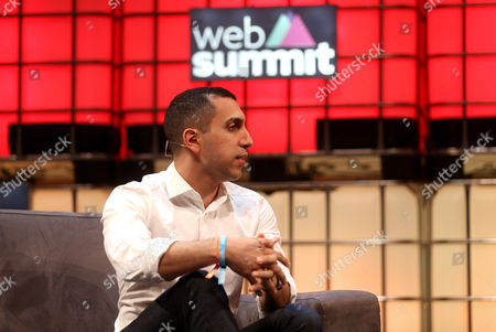 Stock Picture of Ankur Jain of Tinder Attends a Discussion During the Third Day of the Web Summit in Lisbon Portugal 09 November 2016 the Web Summit Runs From 07 Until 10 November 2016 Portugal Lisbon