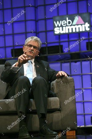 Former President of the General Assembly of United Nations Mogens Lykketoft During the Opening Ceremony of the Web Summit in Lisbon Portugal 07 November 2016 Reports State That the Web Summit Has Become Europe's Largest and Most Important Technology Marketplace and Runs From 07 Until 10 of November 2016 Portugal Lisbon