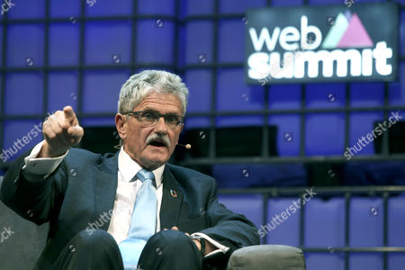 Editorial photo of Portugal Web Summit - Nov 2016