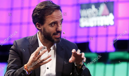Farfetch Ceo Jose Neves During the Second Day of the Web Summit in Lisbon Portugal 08 November 2016 the Web Summit Runs From 07 Until 10 November 2016 Portugal Lisbon