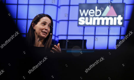 Cfo and Operations Lead at Square Sarah Friar During the Second Day of the Web Summit in Lisbon Portugal 08 November 2016 the Web Summit Runs From 07 Until 10 November 2016 Portugal Lisbon