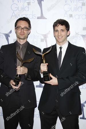 Editorial photo of Writers Guild Awards at the Hyatt Regency Century Plaza, Los Angeles, America - 07 Feb 2009