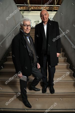 Didier Grumbach and Pascal Morand