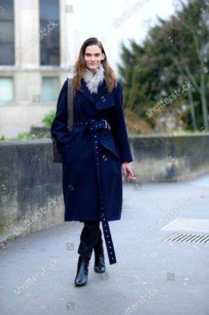 Stock Photo of Lena Hardt