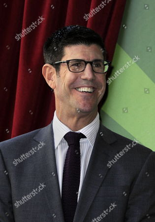 Walt Disney Studios President Rich Ross Attends the Muppets Star Ceremony on the Hollywood Walk of Fame in Hollywood California Usa 20 March 2012 the Muppets Were Awarded the 2 466th Star on the Hollywood Walk of Fame in the Category of Motion Pictures United States Hollywood